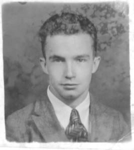 """WCWjr (""""Sparks""""). Santos, ca 1934."""